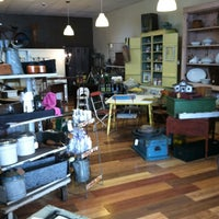 Photo taken at Farmhouse & Factory Furnishings by Brittany S. on 3/13/2012