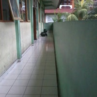 Photo taken at SMPN 2 Denpasar by Febianisa on 3/4/2012