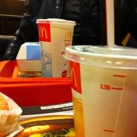 Photo taken at McDonald's by Dávid B. on 2/19/2012