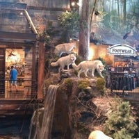 Photo taken at Bass Pro Shops by Robert N. on 8/17/2012