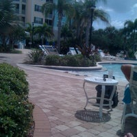 Photo taken at Calypso Cay Resort by Al G. on 3/29/2012
