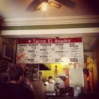 Photo taken at Tacos El Asador by Christopher Y. on 7/28/2012