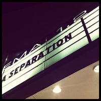 Photo taken at City Cinemas 1, 2 & 3 by Tassos L. on 3/17/2012