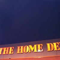 Photo taken at The Home Depot by Brian B. on 2/17/2012