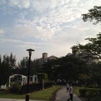 Photo taken at Taman Bukit Jalil by Wsiong L. on 4/21/2012