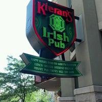 Photo taken at Kieran's Irish Pub by Grant G. on 6/9/2012
