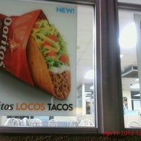 Photo taken at Taco Bell by ShawnsterBear™ . on 4/11/2012