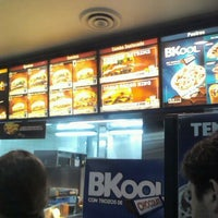 Photo taken at Burger King by Javier R. on 7/2/2012