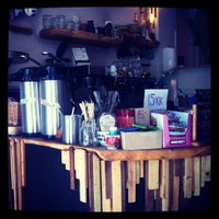 Photo taken at Kaffe by Katie M. on 6/21/2012