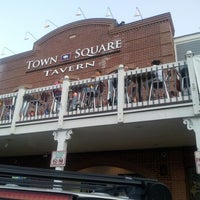 Photo taken at Town Square Tavern by Carl B. on 8/8/2012