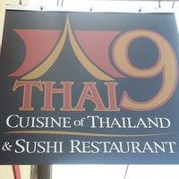Photo taken at Thai 9 by Jason S. on 8/5/2012