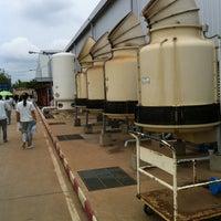 Photo taken at Panasonic Manufacturing (Thailand) Co.,Ltd. by Taradol l. on 5/25/2012