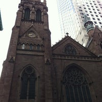 Photo taken at Fifth Avenue Presbyterian Church by JJay043 on 4/27/2012