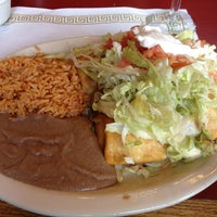 Photo taken at Mexican Town Restaurant by Davier T. on 5/5/2012