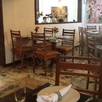 Photo taken at DiVino Restaurante by Paulo C. on 5/20/2012