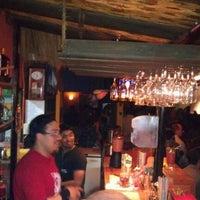 Photo taken at Pub Playa Paraíso by Jacob P. on 2/11/2012