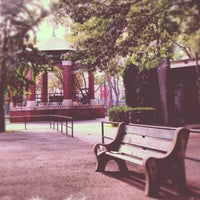 Photo taken at Church Square Park by Stacee R. on 8/5/2012