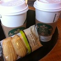 Photo taken at Starbucks by Kristen H. on 3/10/2012