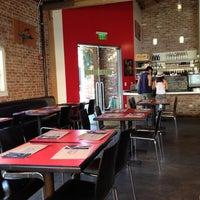 Photo taken at Umami Burger by Alexander M. on 6/17/2012