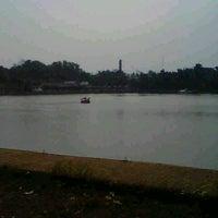 Photo taken at Bumi Perkemahan Pramuka by Andre B. on 8/23/2012