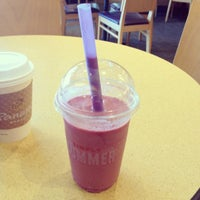 Photo taken at Panera Bread by Katie L. on 8/19/2012