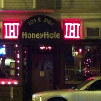 Photo taken at Honeyhole by Dustin E. on 3/27/2012