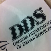 Photo taken at Georgia Department of Driver Services by Tamela on 5/2/2012
