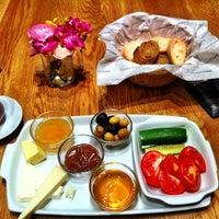 Photo taken at The House Café by Murat K. on 4/15/2012