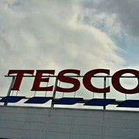 Photo taken at Tesco Extra by Privacy P. on 7/29/2012