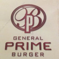 Photo taken at General Prime Burger by Alberto J S M. on 5/4/2012