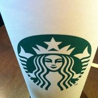 Photo taken at Starbucks by LUIS G. on 4/14/2012
