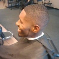 Photo taken at 1st Impressions Barber And Beauty Shop by chris s. on 8/29/2012