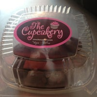 Photo taken at The Cupcakery by Iris S. on 3/3/2012