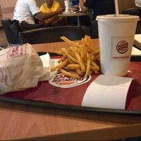 Photo taken at Burger King by Melvilia W. on 9/1/2012