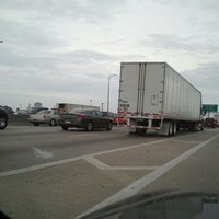 Photo taken at Stevenson Expressway (I-55) by Cynthia H. on 4/13/2012
