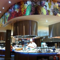 Photo taken at Jimmy's World Kitchen Buffet and Bar by Mark E. on 8/28/2012