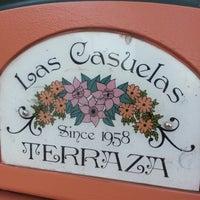 Photo taken at Las Casuelas Terraza by Danielle S. on 8/19/2012