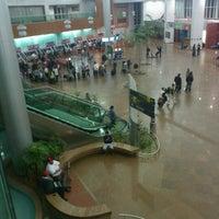 Photo taken at Aeroporto Internacional de Maceió / Zumbi dos Palmares (MCZ) by Ricardo L. on 8/16/2012