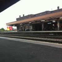 Photo taken at Leamington Spa Railway Station (LMS) by Me B. on 6/14/2012