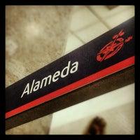 Photo taken at Metro Alameda [VD,VM] by Catarina F. on 6/25/2012
