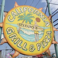 Photo taken at Stefano's California Grill & Pizza by Mike O. on 8/18/2012