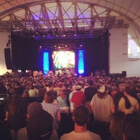Photo taken at Blue Hills Bank Pavilion by Cory on 8/8/2012
