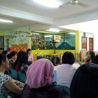 Photo taken at Kinderland Kayu Putih by Rayan M. on 7/19/2012