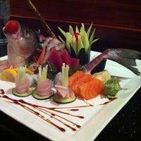 Photo taken at Fuji Steak House by Erik M H. on 5/22/2012
