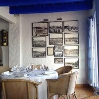 Photo taken at La Taverna del Mar by Olga on 8/3/2012