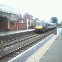 Photo taken at Oakham Railway Station (OKM) by Roy C. on 8/24/2012