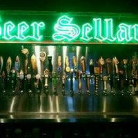 Photo taken at Beer Sellar by KrazyTrain on 3/23/2012