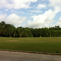 Photo taken at El Manglar Golf Course by Alicia A. on 6/26/2012