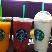 Photo taken at Starbucks by Alexandra T. on 3/14/2012