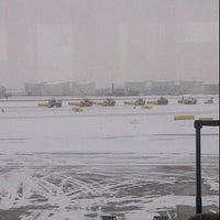 Photo taken at AMS to LHR by Guy J. on 2/3/2012